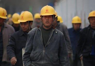 chine usine