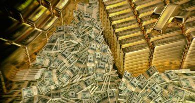 lingot or dollar