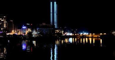 Beyrouth plongée dans le noir, en plein crise de l'électricité au Liban