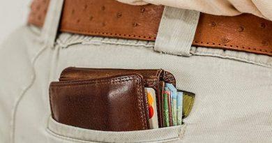 billet porte monnaie